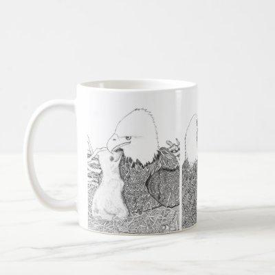 Harriet's Heart SWFL HOME Second Nature Coffee Mug