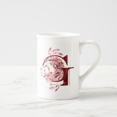 Harry Potter | Aguamenti GRYFFINDOR™ Graphic Bone China Mug