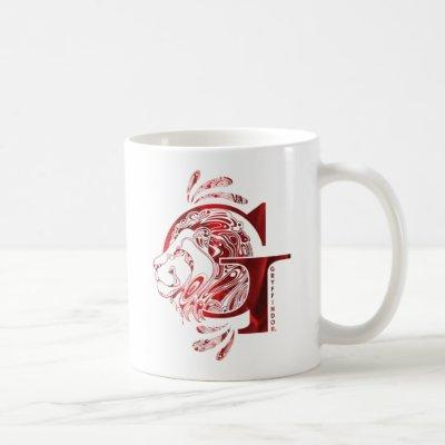 Harry Potter | Aguamenti GRYFFINDOR™ Graphic Coffee Mug