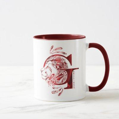 Harry Potter | Aguamenti GRYFFINDOR™ Graphic Mug