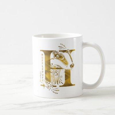 Harry Potter | Aguamenti HUFFLEPUFF™ Graphic Coffee Mug