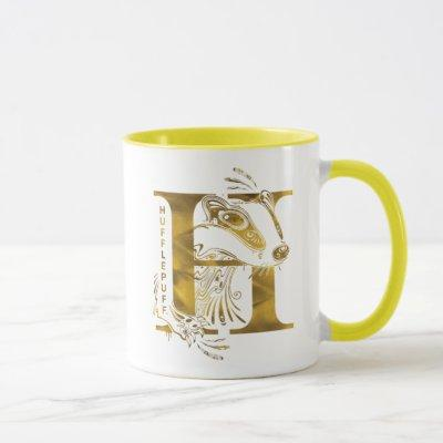 Harry Potter | Aguamenti HUFFLEPUFF™ Graphic Mug