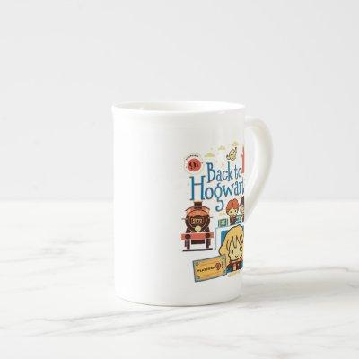 HARRY POTTER™ | BACK TO HOGWARTS™ BONE CHINA MUG