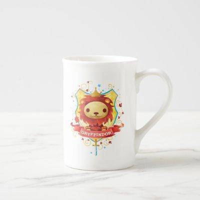 Harry Potter | Charming GRYFFINDOR™ Crest Bone China Mug
