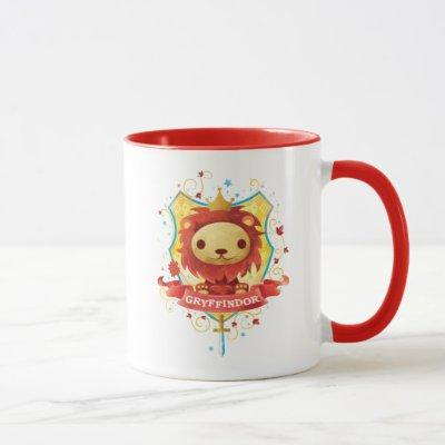 Harry Potter | Charming GRYFFINDOR™ Crest Mug