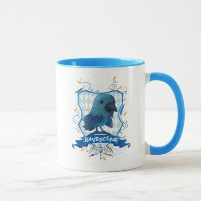 Harry Potter | Charming RAVENCLAW™ Crest Mug