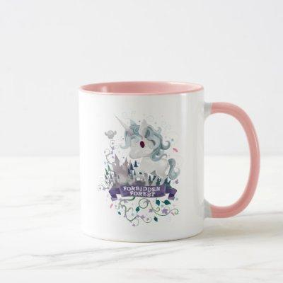 Harry Potter | Forbidden Forest Unicorn Graphic Mug