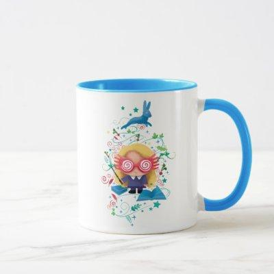 Harry Potter | Luna Lovegood Graphic Mug