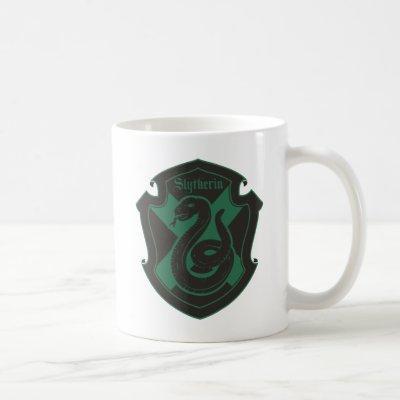 Harry Potter | Ms Slytherin House Pride Crest Coffee Mug