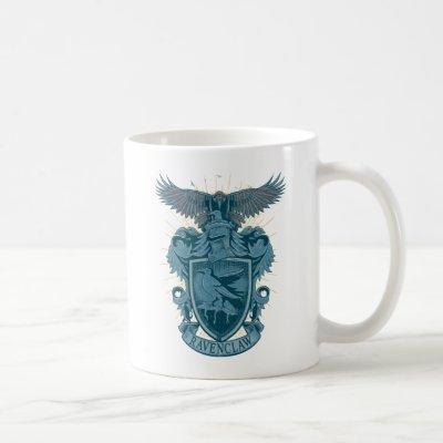 Harry Potter | Ravenclaw Crest Coffee Mug