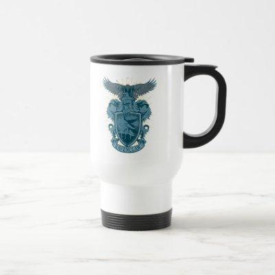 Harry Potter | Ravenclaw Crest Travel Mug