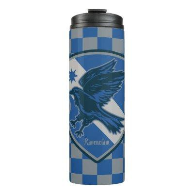 Harry Potter   Ravenclaw House Pride Crest Thermal Tumbler