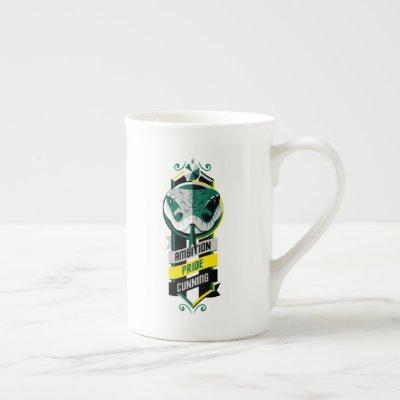 Harry Potter | SLYTHERIN™ House Traits Sigil Bone China Mug