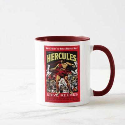 """""""Hercules"""" 1958 Mug"""