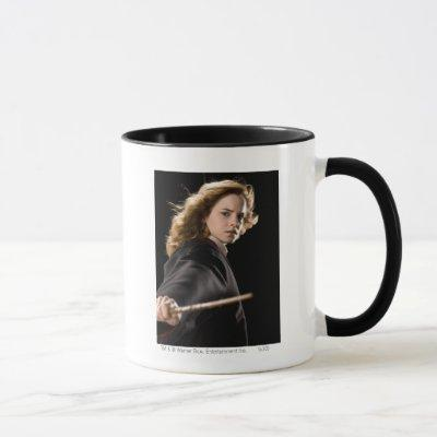 Hermione Granger Ready For Action Mug