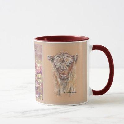 Highland Cows Mug