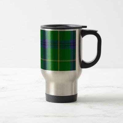 Holmes Tartan Travel Mug