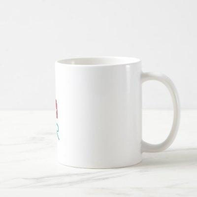 HOT for TEAcher Coffee Mug