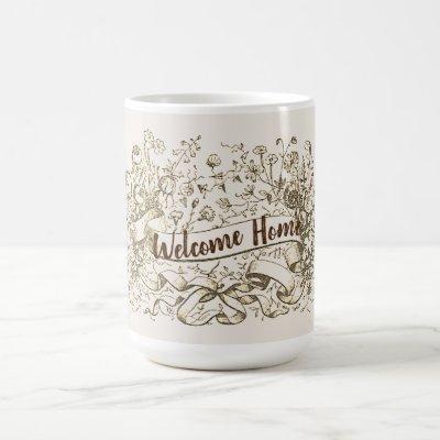 House Buyer Welcome Real Estate Promotion Realtor Coffee Mug