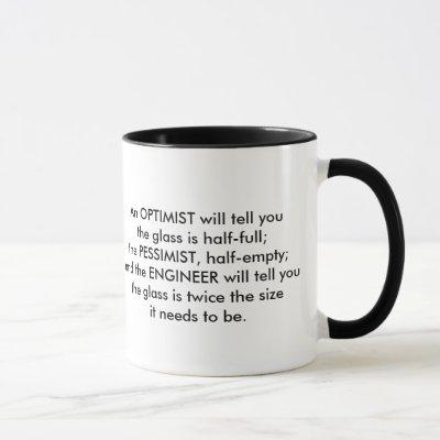 Humorous Engineer Mug