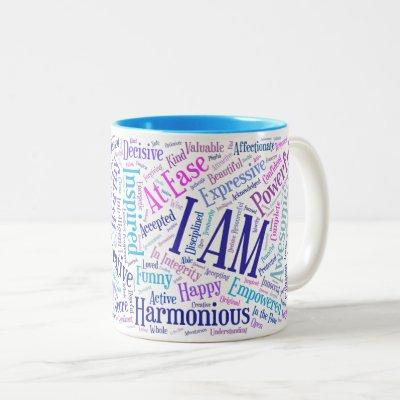 I Am Affirmations Mug