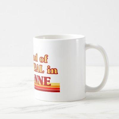 I am kind of a BIG DEAL in Bayonne Coffee Mug