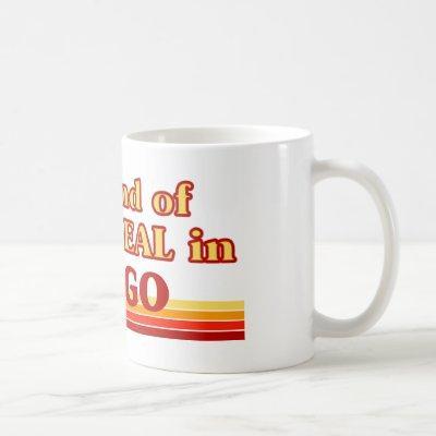 I am kind of a BIG DEAL in Fargo Coffee Mug