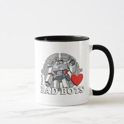 I Heart Bad Bots Mug