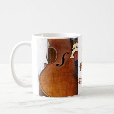 I play Cello Coffee Mug
