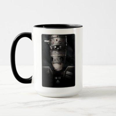 IG-11 Poster Art Mug