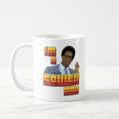 I'm a Sowell Man - Thomas Sowell Mug