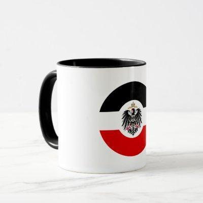 Imperial German Eagle Mug