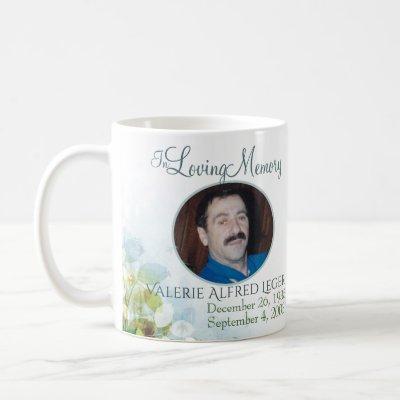 In Loving Memory Memorial Keepsake Coffee Mug