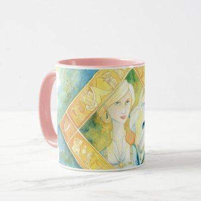 In the Court of Dragons Mug