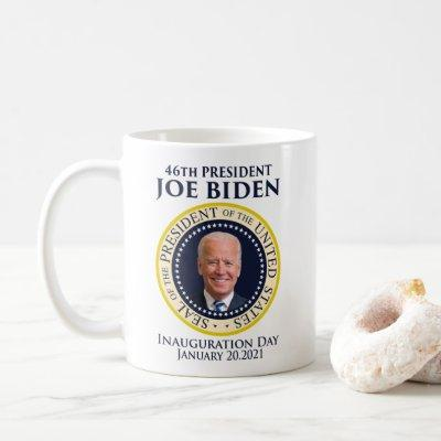 Inauguration day 2021 president Biden Coffee Mug