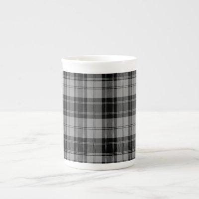 Ingles Scottish Tartan Bone China Mug