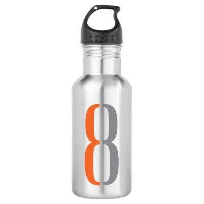 Innov8tive 8 stainless steel water bottle