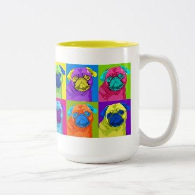 inspired Pug Mug