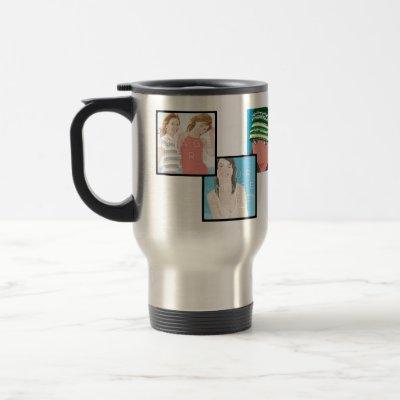 Instagram 6-Photo Custom Travel/Commuter Mug