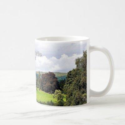 Inveraray Castle - Clan Campbell Coffee Mug