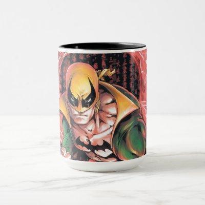 Iron Fist Chi Dragon Mug