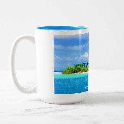 Island Troy Coffee or Tea Mug