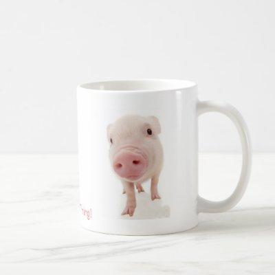 It's A Pig Thing Coffee Mug