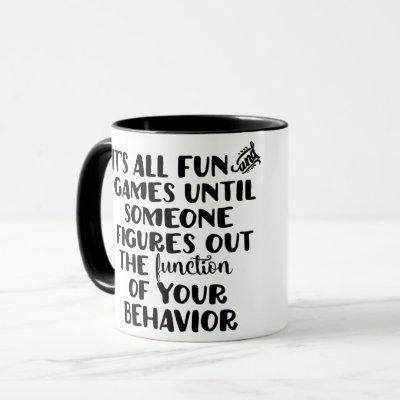 It's All Fun and Games Mug