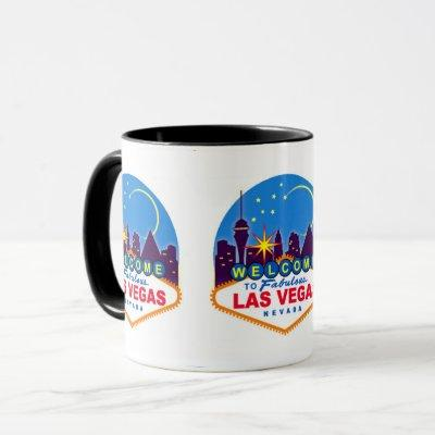 It's Vegas Baby Coffee Mug