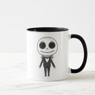 Jack Skellington Emoji Mug