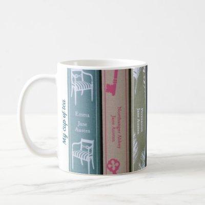 Jane Austen novels are my cup of tea