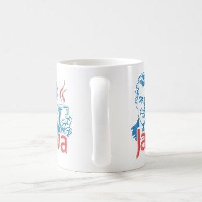 Java Programmer Gift Coffee Mug