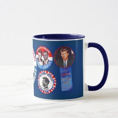 JFK - Mug
