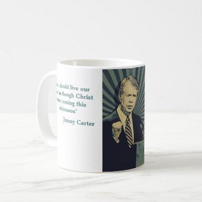 Jimmy Carter Coffee Mug
